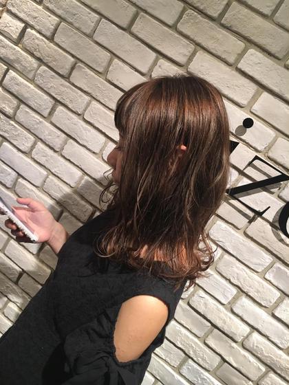 [一日3名様限定]✨カット & 艶カラー&トリートメント