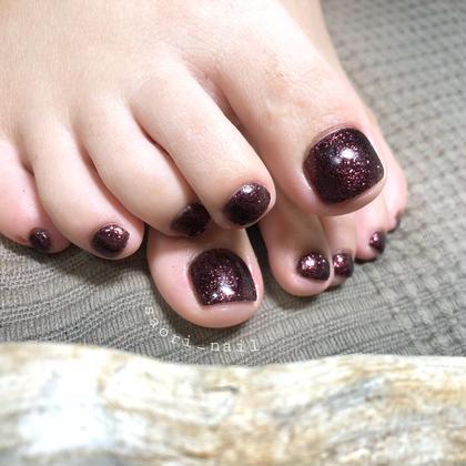 ネイル 大人ブラウンピンク♡ 絶妙な色ご用意ございます♡