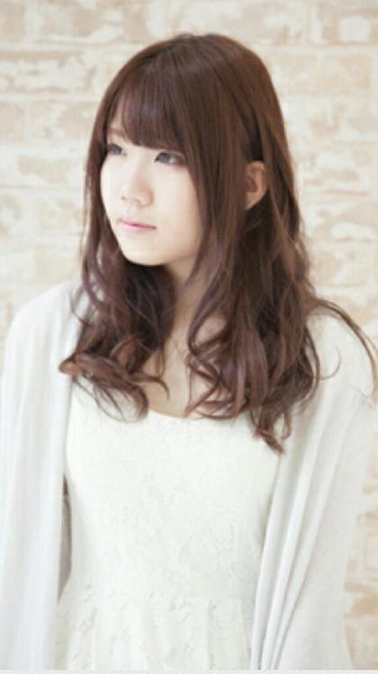 PERS hair design prim店所属・酒井健気のスタイル