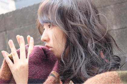 【カラーリスト池田限定】リピーター続出!オリジナル艶カラー ¥8.250→¥4.125