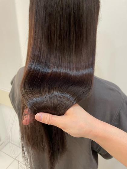 今話題の美髪チャージ〈髪質改善サイエンスアクア〉