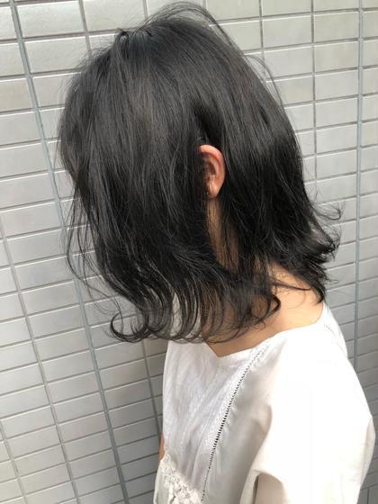 【🎃秋カラーキャンペーン🎃】うる艶カラー