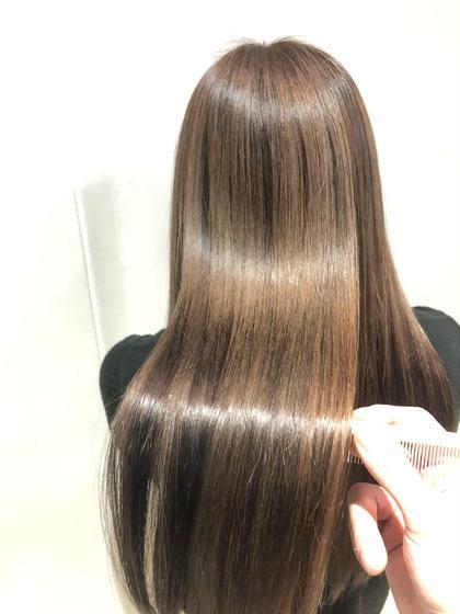 【人気No.2】髪質改善トリートメント✨酸熱トリートメント&ヘアリセッター✂️&ナノスチーム✨