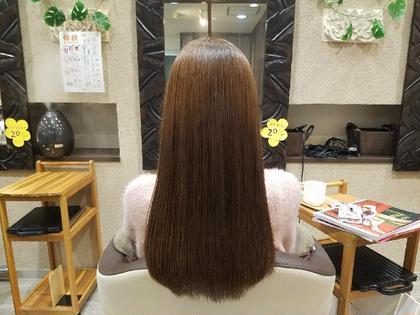 カット+カラー+縮毛矯正⭐️憧れのまとまるツヤ髪へ⭐️《初回限定》