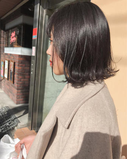 🔶新規クーポン🔶☆透明感カラー & カット(トリートメントはプラス2200〜)