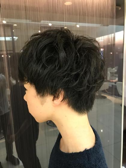 直毛の方に柔らかな質感を✨ zele所属・鈴木丈博のスタイル