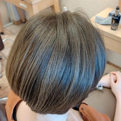 《髪質改善》サイエンスアクア(S-AQUA)+カット