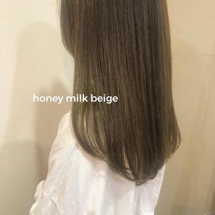 【週末限定】前髪カット ➕ リタッチカラー ➕集中ケアトリートメント 【クイック ケア🌟】