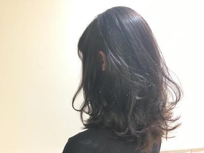⭐️似合わせカット+モイストパーマ⭐️