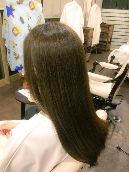 モテ色♡カラー ing's hair所属・生水貴行のスタイル