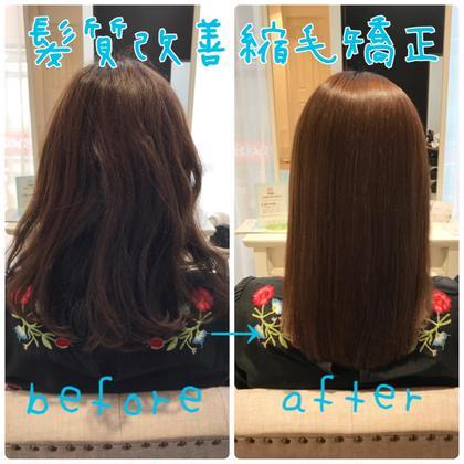 ⭐️5月21日(月)と22日(火)に13時から髪質改善縮毛矯正の講習のモデルさんを募集しています!
