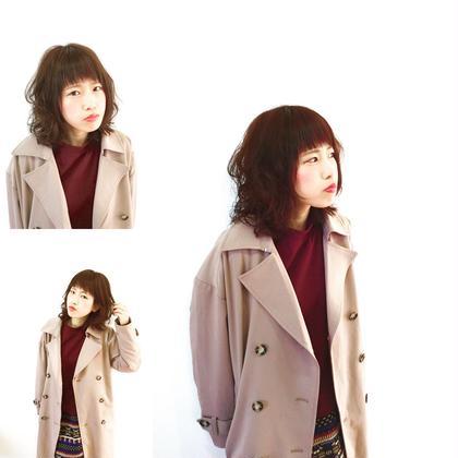 20代モデル CecilhairMatsuyama所属・セシルヘアー 松山源氏GENJIのスタイル