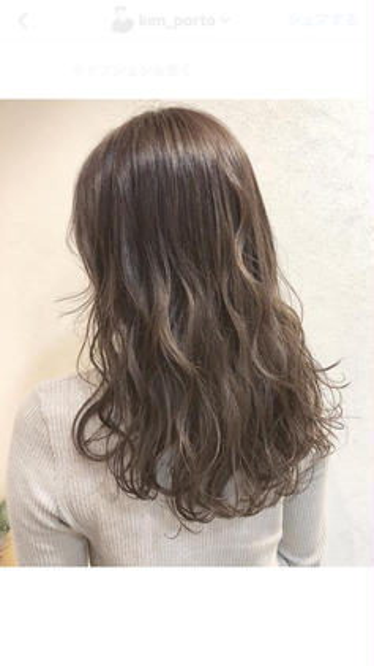 ▪️▫️THROWカラー▪️▫️ ジェミールフラントリートメント/前髪カット付き