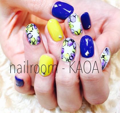 フラワーネイル nailroom KANOA所属・nailroom-KANOAのフォト