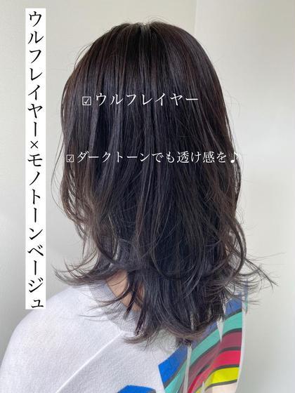 『外国人風』カット+炭酸spaTr ¥6180⇒¥4000
