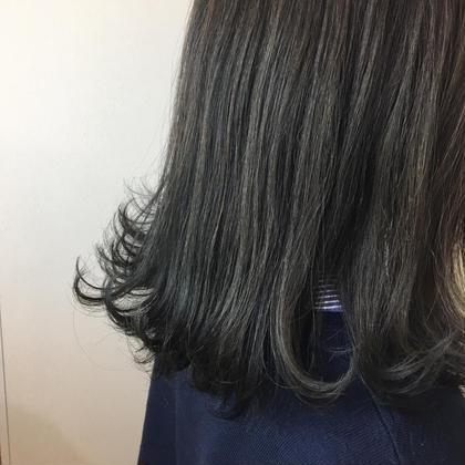 💗カット&カラー&艶トリートメント💗