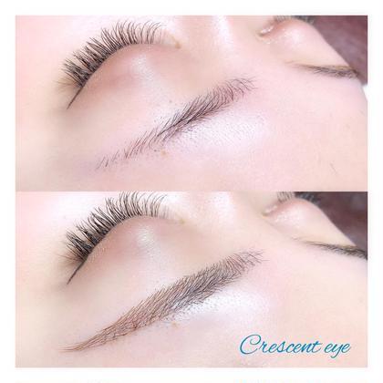 ⭐️【ミニモ限定価格!眉毛エクステポイントコース(シェービング&オフ込】(両眉60本前後)眉毛を付け足し方にオススメです