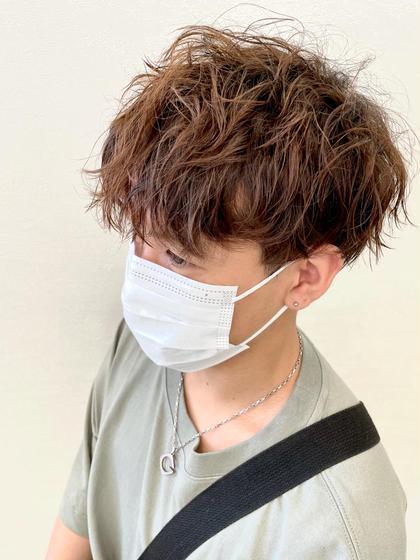 ⭐️ウォーターパーマ(カット別)✂️