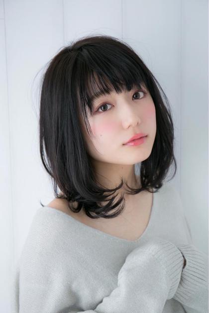⭐️ミニモ限定⭐️小顔・似合わせカット+集中ケアトリートメント