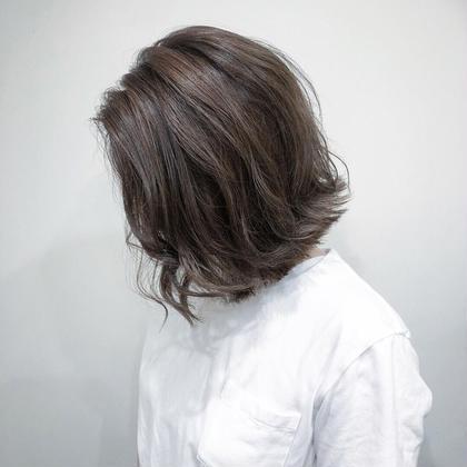 ラボヌールヘアーオリビエ所属・大野光太のスタイル
