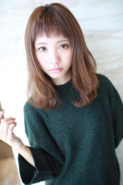 【ミニモクーポン】プレミアムフルカラー+カット