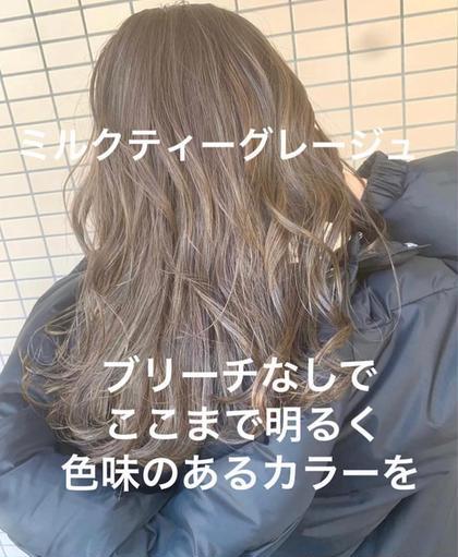 【おすすめNo.1❣️】小顔カット➕髪質改善カラー➕ヒアルロン酸トリートメント➕炭酸スパ❤️