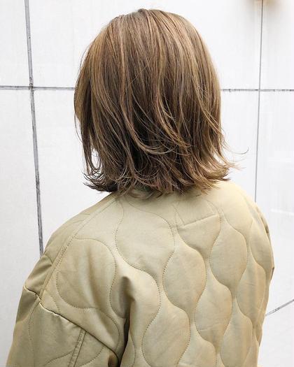 CHIC(シック)表参道所属・北谷光二郎のスタイル