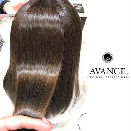 ⭐️髪質改善SPメニュー⭐️ カット×酸熱縮毛矯正×aujuaトリートメント⭐️ブリーチ毛でも可能な超美髪縮毛矯正です✨