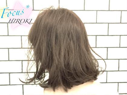 シーベッドアッシュボブ Hair&MakeNOISM-elua-所属・村上宏樹のフォト