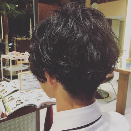 Hair Garden Riesort所属・和泉勇輝のスタイル