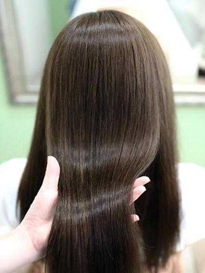 【髪質改善★】カット+オージュアトリートメント