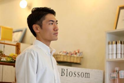 就活スタイル Lau Blossom大宮西口店所属・入江允のスタイル