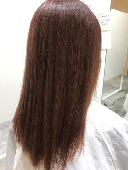 * カット、髪質改善チューニング *