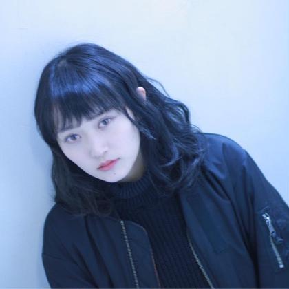 【1月平日限定☆】似合わせカット&艶カラー&極潤トリートメント