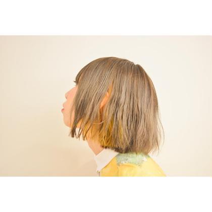 NT  hair design base所属・ヨキノカズキのスタイル