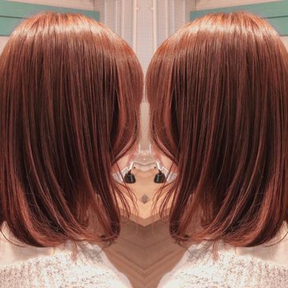 🌟カットカラー+美髪トリートメント🌟