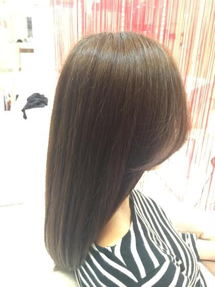 HAIR MAKE MUSE所属・関川菜緒のスタイル