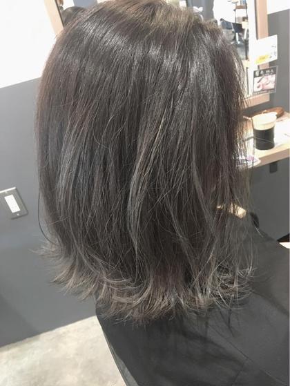 Lolonois所属の白井舞美のヘアカタログ