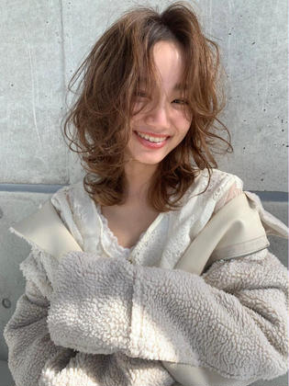 ❤️人気No.2❤️前髪カット➕ブリーチこみダブルカラー➕シルクトリートメント