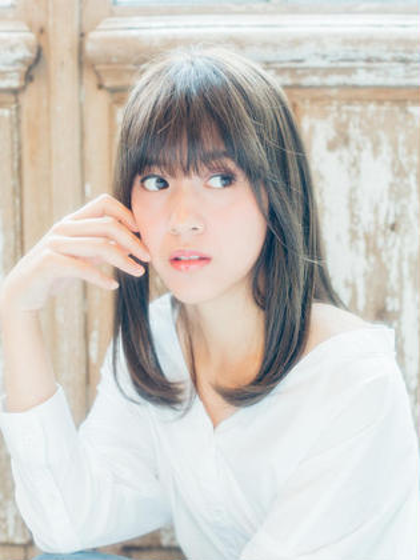 【OPEN♪大好評につき✨】カット+美髪ストレートパーマ+OGトリートメント¥20000→¥11500