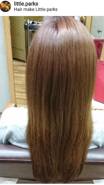 大人気イルミナカラー & 髪美人ボリュームupヘッドスパ60分コース