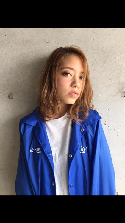 ever表参道所属・ディレクター飛田ケイのスタイル
