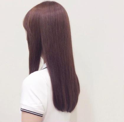 🖤クセ毛を直してツヤサラに💛似合わせ小顔カット&ナチュラル縮毛矯正&最上級トリートメント✨