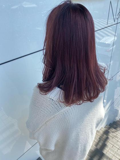 【1番人気🌷】ツヤツヤ♡お洒落カラー