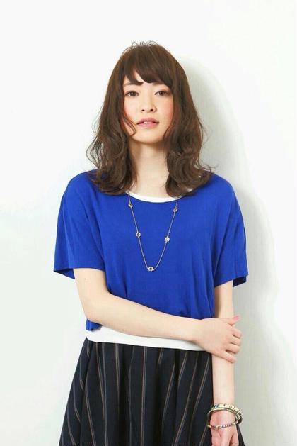 ALGERNON 束本店所属・店長 濱屋嘉一のスタイル