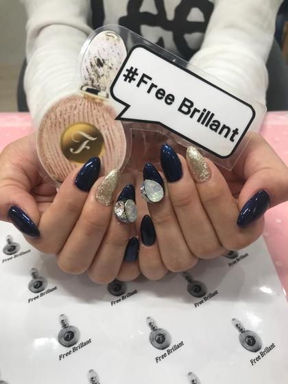 freebrillant〜F2〜所属のfreebrilliant2のネイルデザイン