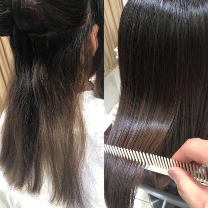 横浜の髪質改善、酸熱トリートメントはお任せ下さい♪