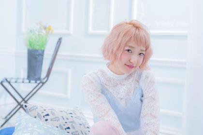 ✩ Cut ✩ + ♡ ヘッドスパ( 10min )♡
