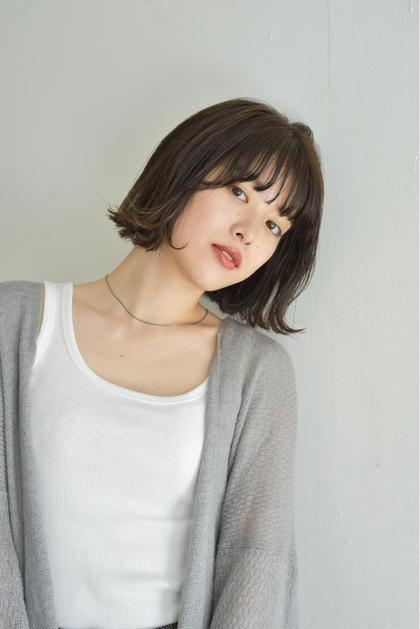 【2回目の方のみ】カット+カラー+スタイリング