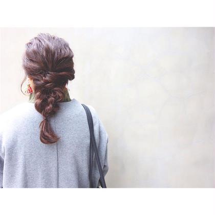 a  mark所属・ナカシマユウキのスタイル